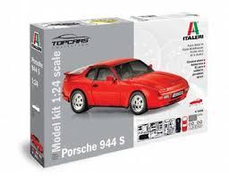 italeri 1 24 porsche 944 s topcars model kit 3659 22 49