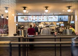 Low Cost Restaurant Interior Design by Fil A Makes It Cheap For You To Start A Franchise
