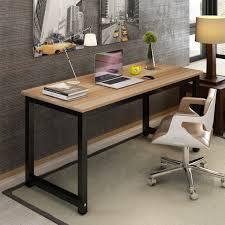 plan de bureau en bois stupéfiant accueil mobilier bureau table ordinateur de bureau en