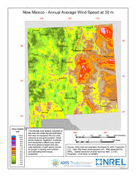 Hobbs New Mexico Map by New Mexico Wind Resources Full Version Open Energy Information