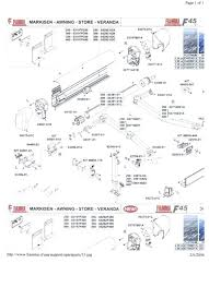 Dometic 9100 Power Awning Dometic 8500 Awning Replacement Parts Dometic Awning Parts Manual