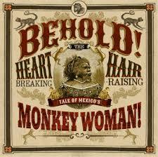 behold the heartbreaking hair raising tale of freak show star