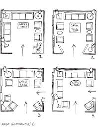 How To Design A Narrow Living Room by It U0027s Easy To Arrange Furniture In A Square Living Room Some Ideas