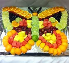 butterfly platter fruit butterfly food garnish butterfly food and