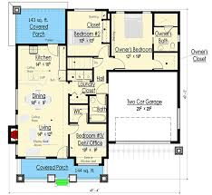 bungalow plans plan 18267be simply simple one story bungalow architectural