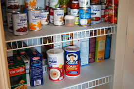 Organizing Kitchen Pantry - organizing the pantry quick fix for wire shelves eat at home