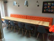 12 Seater Oak Dining Table 12 Seater Dining Table Ebay