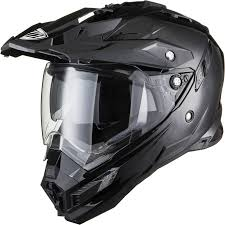 motocross helmet and goggles thh tx 27 plain dual sports motocross helmet off road mx adventure