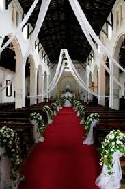 wedding church decorations wedding decorations lovetoknow
