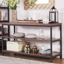 Rustic Coffee Tables With Storage - rustic coffee console sofa u0026 end tables shop the best deals