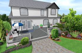 Realistic 3d Home Design Software Landscaping Software Features