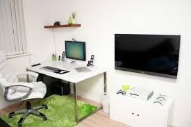 computer room ideas astounding decorating room with pc desks for dwelling furniture