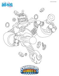 skylanders coloring pages free to for eson me