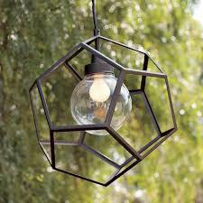 Solar Outdoor Lantern Lights - outdoor hanging lighting on outdoor patio lights nice solar