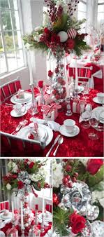 christmas table centerpieces festive christmas table decoration ideas and tutorials 2017