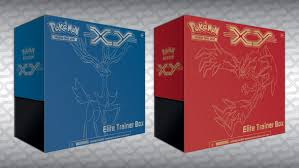 pokémon tcg xy elite trainer box