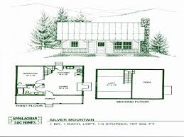 floor plans for cabins timely one bedroom cabin plans small house with loft lovely 1