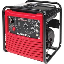 honda inverter generator u2014 2800 surge watts 2500 rated watts
