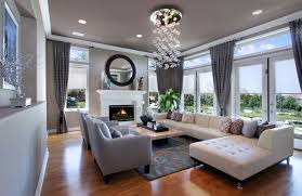 Stunning Modern Family Room Furniture Pictures Home Design Ideas - Modern family room decor