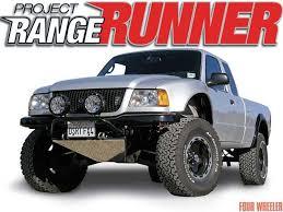 ford ranger turbo kit 2002 ford ranger fx4 travel rear suspension install four