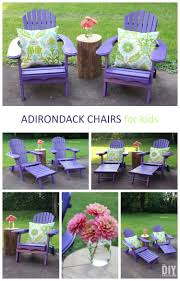 Adirondack Chair Colors Adirondack Chairs For Kids Colorful Outdoor Furniture Outdoor