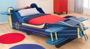 Airplane Toddler Bedding Kids Beds Toddler Beds For Boys Kidsplayville Com