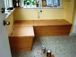 kitchen bench seating with storage u2014 home design stylinghome
