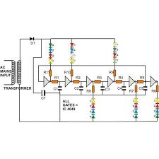 how are led christmas lights wired electrical wiring led wiring diagram for xmas light 92 diagrams