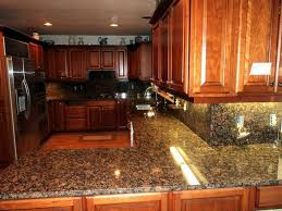 Decor Wondrous Dark Costco Granite Countertops Canada Style For - Classic kitchen cabinet