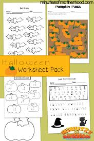 halloween themed free printable no prep math counting concepts
