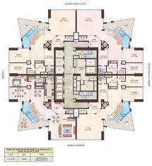 download floorplans for 23 marina dubai marina