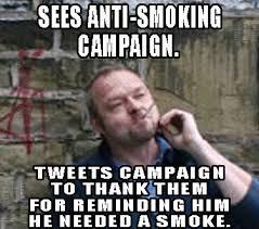 Anti Smoking Meme - thank you for smoking