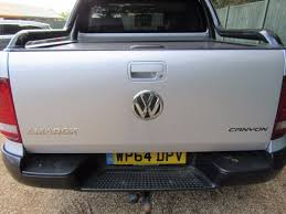 volkswagen pickup diesel used silver vw amarok for sale dorset