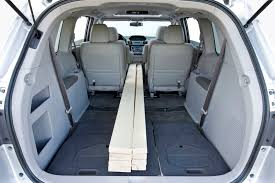 honda odyssey seat magic seat hardly