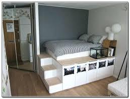 Platform Bed With Storage Underneath Ikea Platform Bed Ezpass Club