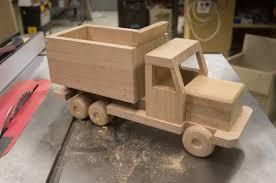 wooden truck toy wheel cutter stu u0027s shed