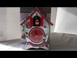 pole cuckoo clock carols