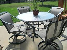 Replacement Glass Table Top For Patio Furniture Metal Patio Table Metal Lounge Furniture Patio Table Top
