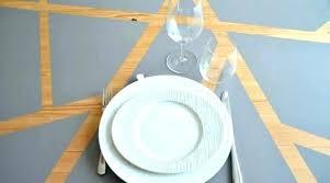 relooker table de cuisine table cuisine carrelee peinture table cuisine turquoise nuance pour