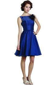 cobalt blue bridesmaid dresses beautiful blue bridesmaid dresses bridalguide