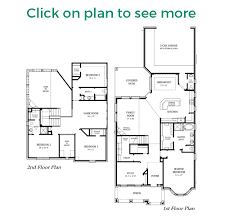 Wisteria Floor Plan by Azalea Plan Chesmar Homes Houston