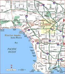 louisiana map city names road map of los angeles west los angeles california