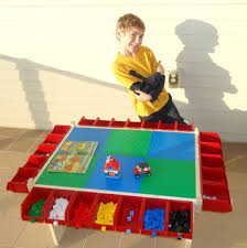 Diy Lego Table by 104 Best Lego U0026 Train Tables Images On Pinterest Train Table