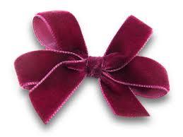 burgundy velvet ribbon burgundy velvet hair bow essie s bits and bows