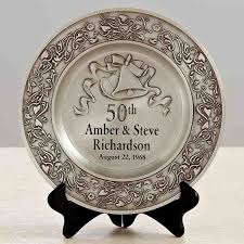 it s your special day plate 50th anniversary gifts for golden wedding anniversaries