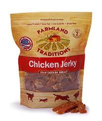 farmland traditions usa made chicken treats