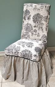 toile chair images toile and ticking chair cover toile de jouy