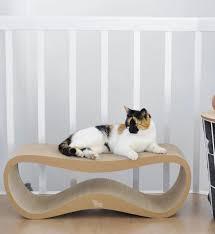 Cat Scratchers Cardboard Lui Cardboard Cat Scratcher Scratching Pad My Kotty