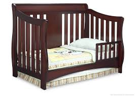 Converting Crib To Toddler Bed Oberon 4 In 1 Crib Delta Children