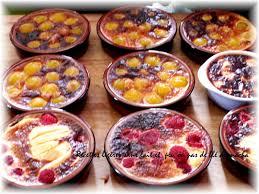 cuisine sans lait petits clafoutis gourmands aux fruits sans lait et sans gluten